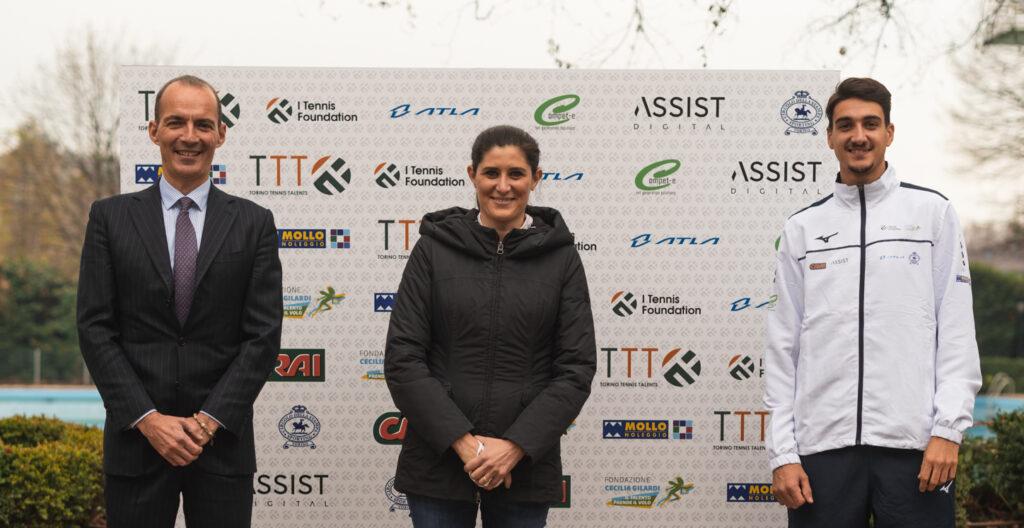 presentato il progetto Torino Tennis Talents